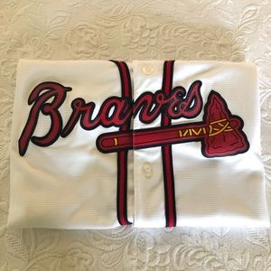 Tops - Braves Genuine Jersey
